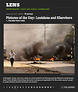 Kenya, Mombasa riots - New York Times LENS blog.