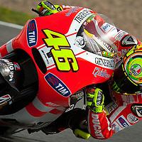2011 MotoGP World Championship, Round 2, Jerez, Spain, 3 April 2011, Valentino Rossi