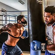 20150907 Rugby : Samoa training session