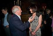 KELVIN MACKENZIE; DIANA COLVERT, Book launch for Citizen by Charlie Brooks. Tramp. London. 1 April  2009