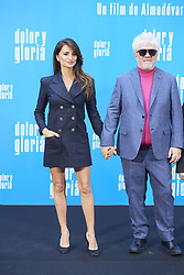 March 12, 2019 - Madrid, Madrid, Spain - Penelope Cruz, Pedro Almodovar attends 'Dolor y Gloria' Photocall at Villamagna Hotel on March 12, 2019 in Madrid, Spain (Credit Image: © Jack Abuin/ZUMA Wire)