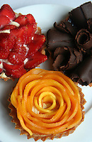 French Tarts - French cuisine is very much available and expertly prepared in Vietnam at half the cost of Europe.  Have a mango tart, or wait, make that a strawberry tart, or maybe...a chocolate tarte.  Oh hell, I'll take all three...