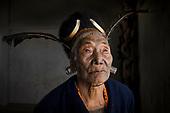 India: Nagaland, Aoleang Festival