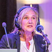 NLD/Amsterdam/20150518 - Uitreiking Storytel Luisterboek Award , Jenny Brouwer
