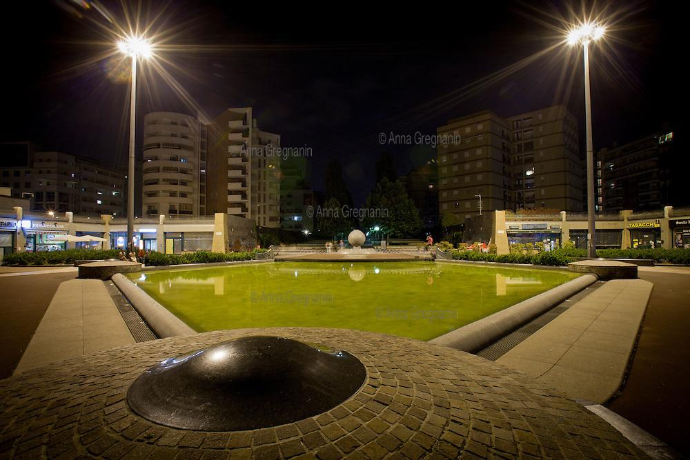 Quartiere residenziale in Rubattino