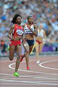 Olympic Stadium, Stratford, London, United Kingdom<br /> <br /> Description:<br /> <br /> 2012 London Olympic, Athletics, <br /> . <br /> <br /> 19:22:17  Friday  10/08/2012 [Mandatory Credit: Peter Spurrier/Intersport Images]
