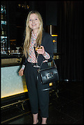 SOPHIE KENNEDY CLARK Party to celebrate Vanity Fair's very British Hollywood issue. Hosted by Vanity Fair and Working Title. Beaufort Bar, Savoy Hotel. London. 6 Feb 2015