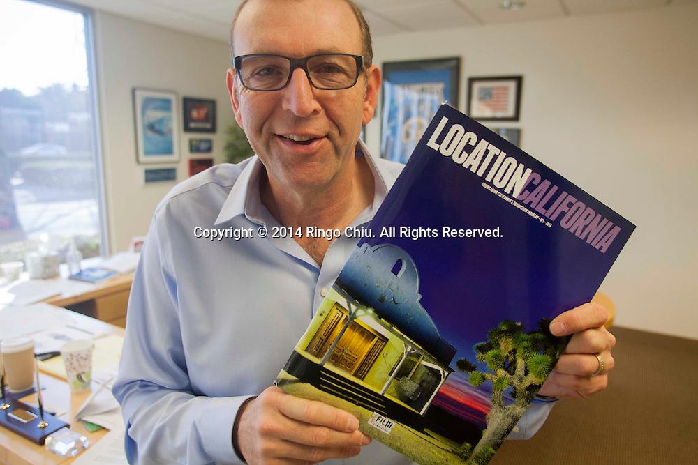 Steve Dayan, Chairman, California Film Commission. (Photo by Ringo Chiu/PHOTOFORMULA.com)