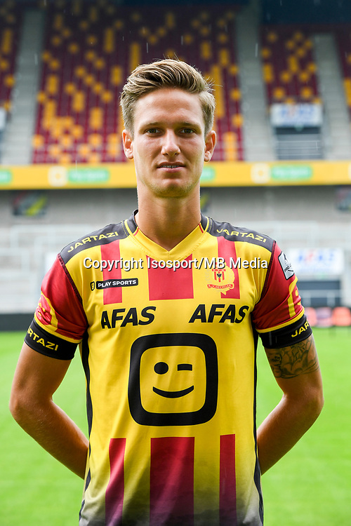 20170706 - Mechelen, Belgium / Photoshoot Kv Mechelen 2017 - 2018 / <br /> Glenn CLAES<br /> © Isosport