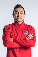 **EXCLUSIVE**Portrait of Chinese soccer player Deng Xiaofei of Chongqing Dangdai Lifan F.C. SWM Team for the 2018 Chinese Football Association Super League, in Chongqing, China, 27 February 2018.