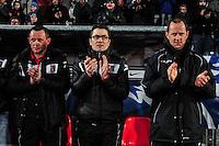 Xavier Henneuse / Alain Pochat / Stephane Le Mignan - 21.01.2015 - Boulogne / Grenoble - Coupe de France<br />Photo : Philippe le Brech / Icon Sport