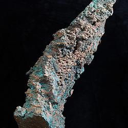 Copper deposit from Lovelock, Nev.