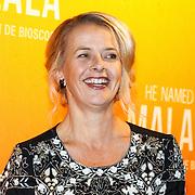 NLD/Hilversum/20151101 - Prinses Mabel aanwezig bij de Premiere He Named Me Malala, Prinses Mabel