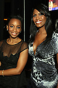1 November 2010- New York, New York- l to r: Anika Noni Rose and Omaroseonee Manigault-Stallworth at The 23rd Annual Thurgood Marshall College Fund Awards Dinner held at The Sheraton NY Hotel & Towers on November 1, 2010 in New York City. Photo Credit: Terrence Jennings/Sipa