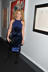 KELLY HOPPEN at a 2nd private view of the Pavilion of Art & Design London 2011 held in Berkeley Square, London on 11th October 2011.