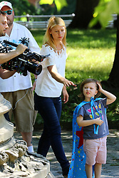 June 20, 2017 - New York, New York, United States - Actress Claire Danes was on the Brooklyn set of the new movie 'A Kid like Jake' on June 20 2017 in New York City  (Credit Image: © Curtis Means/Ace Pictures via ZUMA Press)