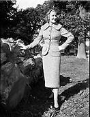 1955 - Colette Modes Fashions at Phoenix Park