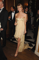 LADY EMILY COMPTON at the Ark 2007 charity gala at Marlborough House, Pall Mall, London SW1 on 11th May 2007.<br />