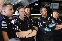 July 29, 2017 - Budapest, Hungary - Motorsports: FIA Formula One World Championship 2017, Grand Prix of Hungary, ..mechanic of Mercedes AMG Petronas F1 Team  (Credit Image: © Hoch Zwei via ZUMA Wire)