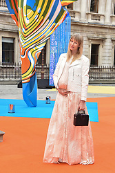 Jade Parfitt at the Royal Academy of Arts Summer Exhibition Preview Party 2017, Burlington House, London England. 7 June 2017.