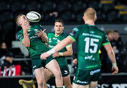 Conor Fitzgerald of Connacht <br /> <br /> Photographer Simon King/Replay Images<br /> <br /> Guinness PRO14 Round 6 - Ospreys v Connacht - Saturday 2nd November 2019 - Liberty Stadium - Swansea<br /> <br /> World Copyright © Replay Images . All rights reserved. info@replayimages.co.uk - http://replayimages.co.uk