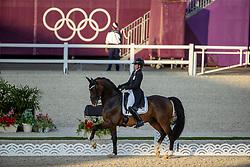 Roos Laurence, BEL, Fil Rouge, 111<br /> Olympic Games Tokyo 2021<br /> © Hippo Foto - Stefan Lafrentz<br /> 25/07/2021