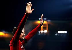 Gaston Ramirez of Middlesbrough celebrates scoring the winning goal against Hull City - Mandatory by-line: Robbie Stephenson/JMP - 05/12/2016 - FOOTBALL - Riverside Stadium - Middlesbrough, England - Middlesbrough v Hull City - Premier League