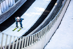 Robin Pedersen (NOR) during the 1st Round of the Ski Flying Hill Individual Competition at Day 2 of FIS Ski Jumping World Cup Final 2019, on March 22, 2019 in Planica, Slovenia.  Photo by Matic Ritonja / Sportida