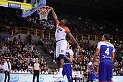 DESCRIZIONE : Verona Lega A 2014-15 All Star Game 2015 <br /> GIOCATORE : DeQuan Jones<br /> CATEGORIA : schiacciata sequenza<br /> EVENTO : All Star Game Lega A 2015<br /> GARA : All Star Game Lega 2015<br /> DATA : 17/01/2015<br /> SPORT : Pallacanestro <br /> AUTORE : Agenzia Ciamillo-Castoria/M.Marchi<br /> Galleria : Lega A 2014-2015 <br /> Fotonotizia : Verona Lega A 2014-15 All Star game 2015