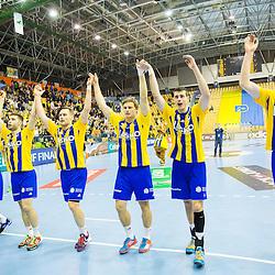 20141123: SLO, Handball - EHF Champions League, RK Celje Pivovarna Lasko vs Rhein-Neckar Loewen