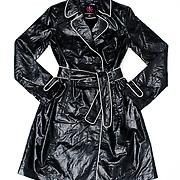 Mizrahi Ladies Trench Coat