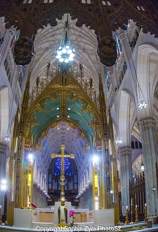 St. Patrick's Cathedral in White
