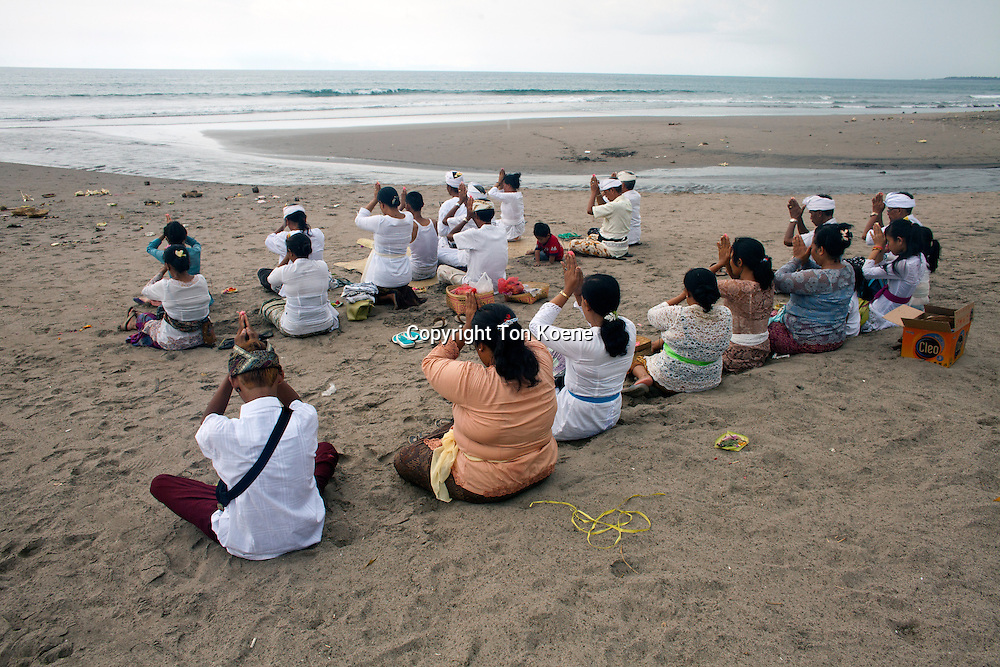 hindu festival at Bali, Indonesia