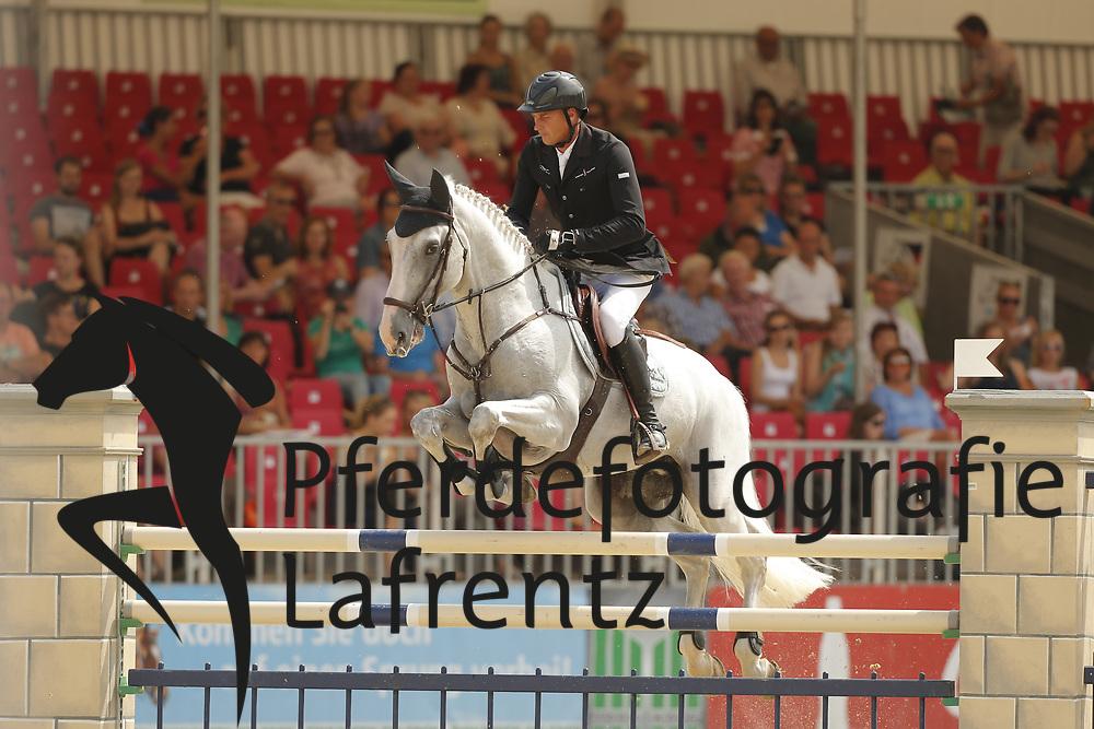 Houtzager, Marc, Baccarat<br /> Münster - Turnier der Sieger<br /> Mittlere Tour<br /> © www.sportfotos-lafrentz.de/ Stefan Lafrentz