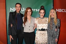 Stephanie Corneliussen; Grace Gummer; Carly Chaikin; Portia Doub  bei der NBC Universal Summer Press Tour in Beverly Hills / 030816 <br /> <br /> ***NBC Universal Summer Press Tour at the Beverly Hilton on August 3rd, 2016***