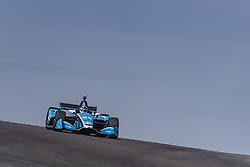 March 22, 2019 - Austin, Texas, U.S. - MAX CHILTON (59) of England goes through the turns during practice for the INDYCAR Classic at Circuit Of The Americas in Austin, Texas. (Credit Image: © Walter G Arce Sr Asp Inc/ASP)