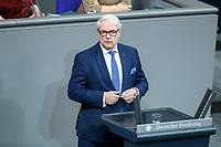 04 NOV 2020, BERLIN/GERMANY:<br /> Karsten Moering, MdB, CDU, spricht waehrend einer Debatte zur Klimaschutz-Politik, Plenum, Reichstagsgebaeude, Deutscher Bundestag<br /> IMAGE: 20201104-01-014<br /> KEYWORDS: Rede, Speech, Karsten Möring