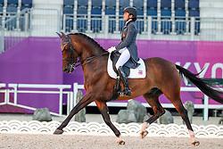 Ferrer-Salat Beatriz, ESP, Elegance, 123<br /> Olympic Games Tokyo 2021<br /> © Hippo Foto - Dirk Caremans<br /> 28/07/2021