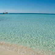 North beach at Isla Mujeres. Isla Mujeres.Q.Roo, Mexico.Quintana Roo, Mexico.