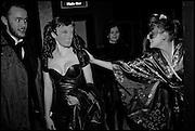 SUZETTE FIELD; VENETIA ALLAN, The Dark Side of Love, Valentine's Masked Ball. the Coronet Theatre, Elephant and Castle. London. 13 February 2015.