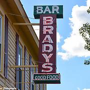 Bradys Bar In Traverse City, Michigan