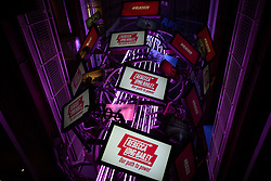 © Licensed to London News Pictures. 17/01/2020. Manchester, UK. GV of the MOSI (Museum of Science and Industry) interior ahead of the event . Salford & Eccles MP Rebecca Long-Bailey launches her campaign to succeed Jeremy Corbyn in the race for Labour Party leadership , at an event in the Museum of Science and Industry in Manchester City Centre . Photo credit: Joel Goodman/LNP