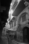 Egypt . Cairo : wakala Bazara traditional house and caravanserail after restauration . in Gamalyyah.  islamic Cairo  NM398