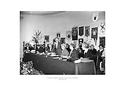 A meeting of members of the Irish Countrywomen's Association.<br />