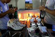 Nova Serrana_MG, Brasil...Industria de calcados em Nova Serrana, Minas Gerais...Footwear industry in Nova Serrana, Brazil...Foto: RODRIGO LIMA / NITRO