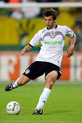22-07-2009 VOETBAL: ADO DEN HAAG - VALENCIA CF: DEN HAAG<br /> Valencia wint met 4-1 van Den Haag / <br /> ©2009-WWW.FOTOHOOGENDOORN.NL