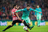 Athletic Club and FC Barcelola Copa Rey