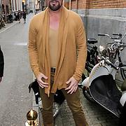 NLD/Amsterdam/20120411 - Cosmopolitan bestaat 30 jaar, Maik de Boer