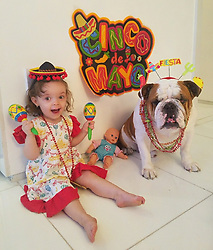 """Coco Austin releases a photo on Twitter with the following caption: """"""""Happy Cinco De Mayo!<br /> From my crazy family to yours!"""""""". Photo Credit: Twitter *** No USA Distribution *** For Editorial Use Only *** Not to be Published in Books or Photo Books ***  Please note: Fees charged by the agency are for the agency's services only, and do not, nor are they intended to, convey to the user any ownership of Copyright or License in the material. The agency does not claim any ownership including but not limited to Copyright or License in the attached material. By publishing this material you expressly agree to indemnify and to hold the agency and its directors, shareholders and employees harmless from any loss, claims, damages, demands, expenses (including legal fees), or any causes of action or allegation against the agency arising out of or connected in any way with publication of the material."""