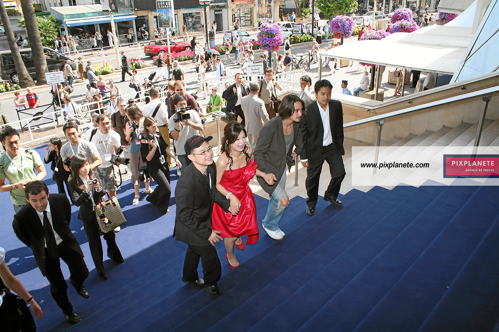 Festival de Cannes - Kuaile Gongchang de Ekachai Uekrongtham - 23/05/2007 - JSB / PixPlanete
